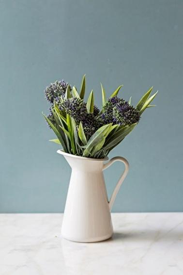 Arma House Allium Mor Yapay Çiçek Mor